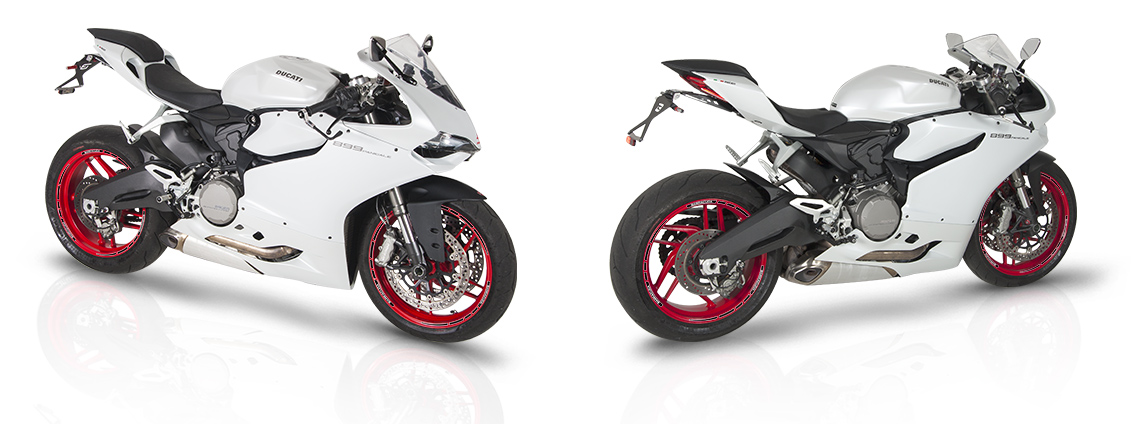 Panigale 14-17 (899 - 959 - 1199 - 1299)